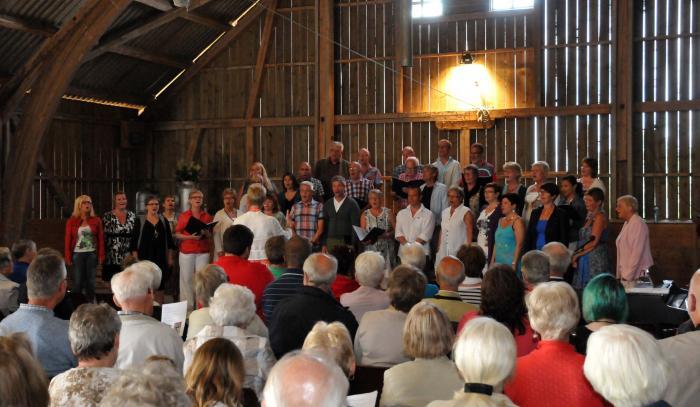 Fossegrimen Sørum Bygdekor 90 år – jubileumskonsert