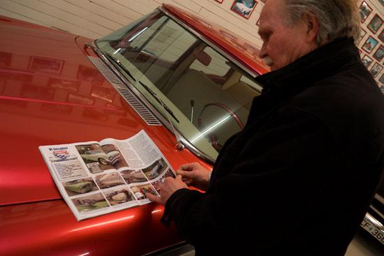Eight Amcars Club et uforglemmelig besøk
