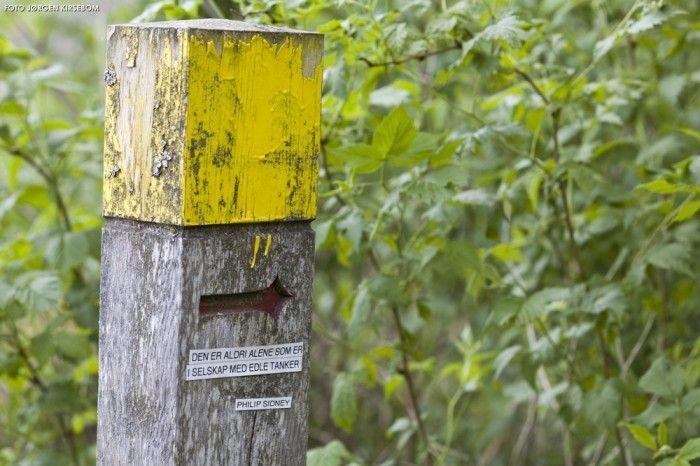 BILDESPESIAL: Pilegrimsveien gjennom Sørum