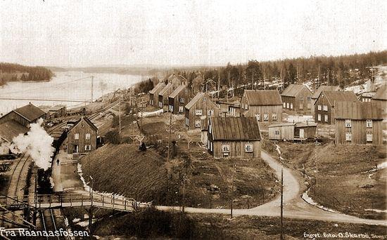 Historiske Rånåsfoss – må sees i helhet