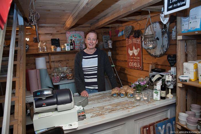 BesteFarHuset: En sjarmerende gårdsbutikk