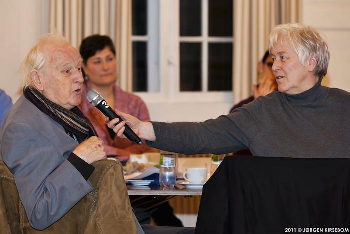 Tømmer og trompet – en takk til Harry Kvebæk (1925 – 2012)