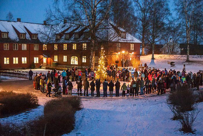 Julemarked på Blaker Skanse 1. og 2. desember