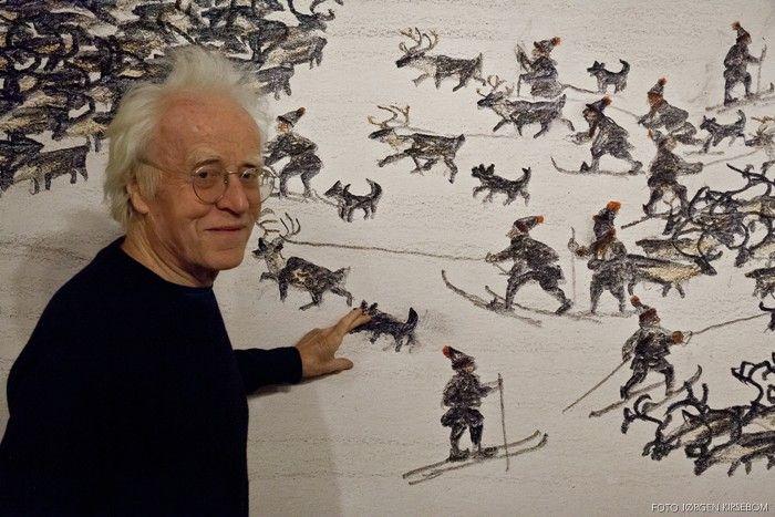 Guttormsgaards Arkiv: 70 utstillinger på 7 år
