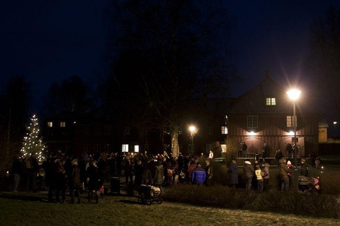 Jul på Skansen – mørketidas 17. mai!