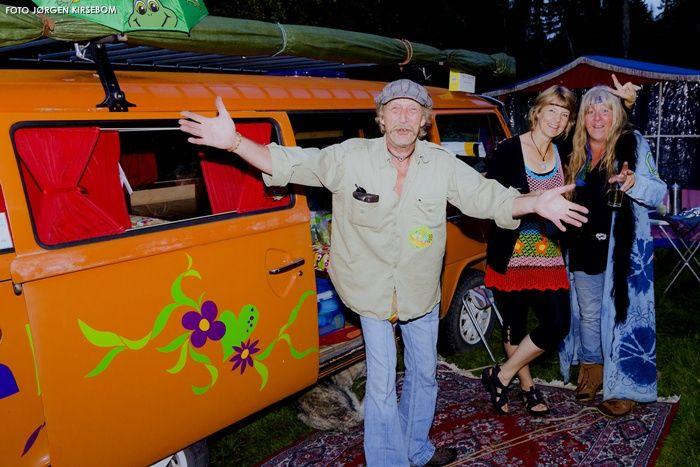 Woodstock 3000 på Motangen