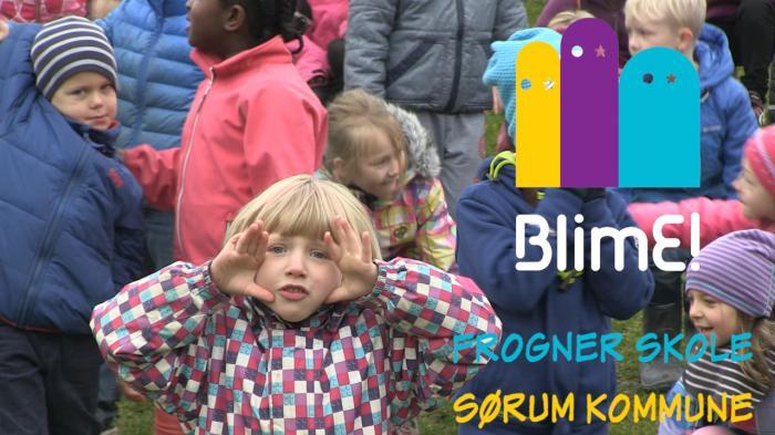 BlimE! 2015 – Frogner Skole