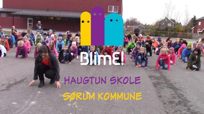 BlimE! 2015 – Haugtun Skole