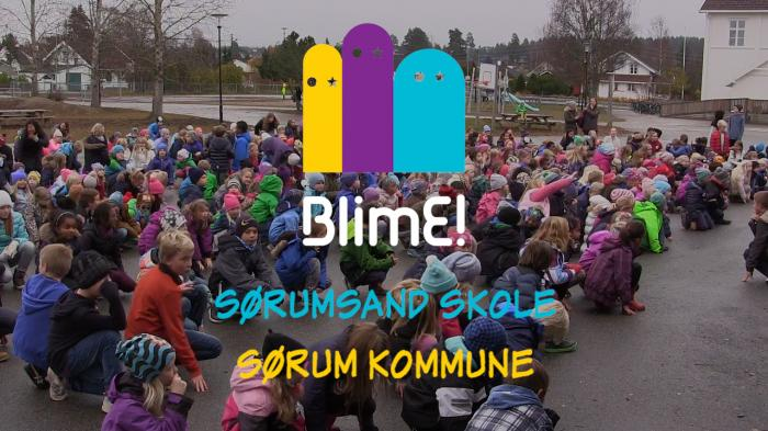 BlimE! 2015 – Sørumsand skole