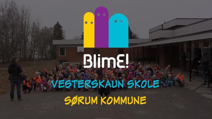 Blime! 2015 – Vesterskaun Skole