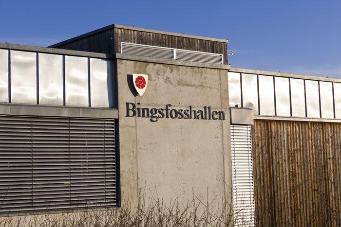 Bingsfosshallen