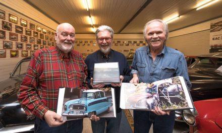Eight Amcars Club feirer 40 år