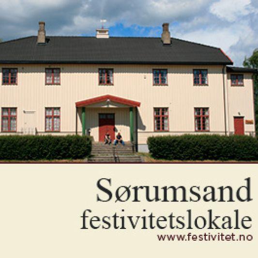 """Sørumsand Festivitetslokale """"Teten"""""""