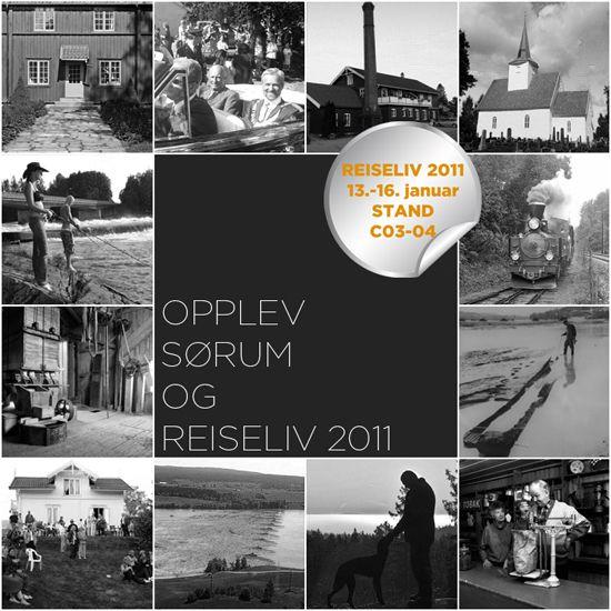 Opplev Sørum – Reiseliv 2011