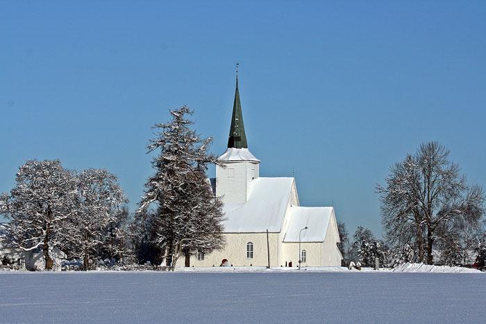 Åpning av jubileumsåret – Sørum kirke 850 år