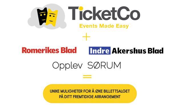 Nytt billettsystem er lansert!