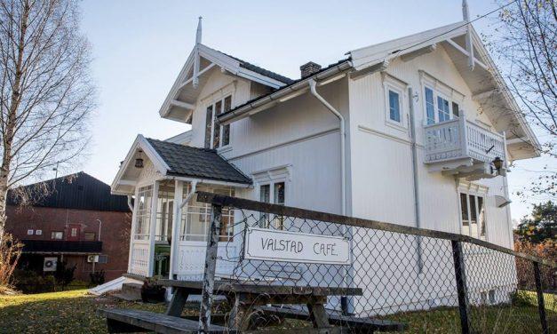 Åpen Kafé på Valstad