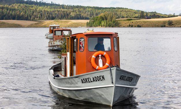 Ny stolthet sjøsatt i Sørum